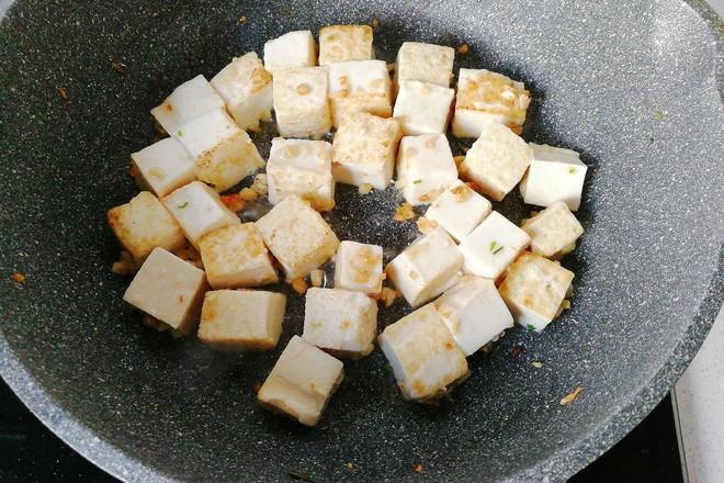 橄榄菜肉末豆腐盖浇饭怎么煮