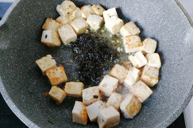 橄榄菜肉末豆腐盖浇饭怎么炖