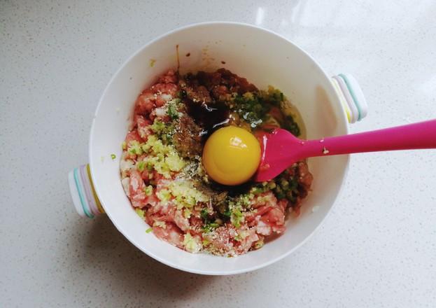 双色蛋卷肉的简单做法