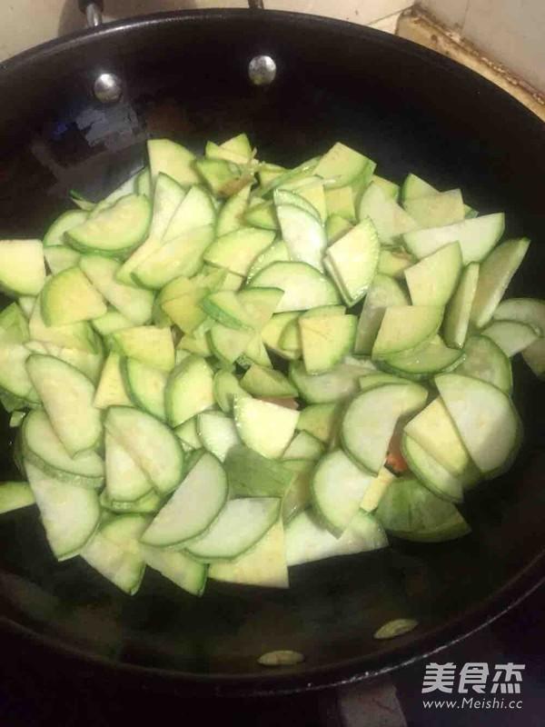 素炒小南瓜的简单做法