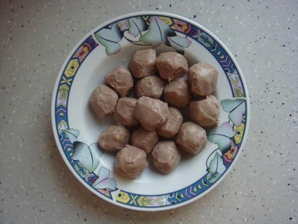 潮汕沙茶牛肉丸的做法大全