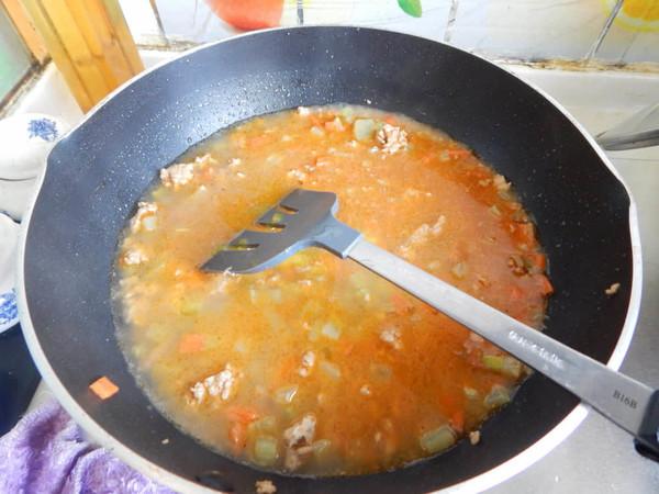 莴笋肉末凉拌米线怎样做