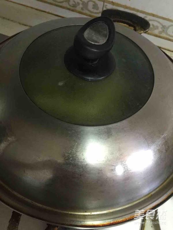 炒菜花的简单做法