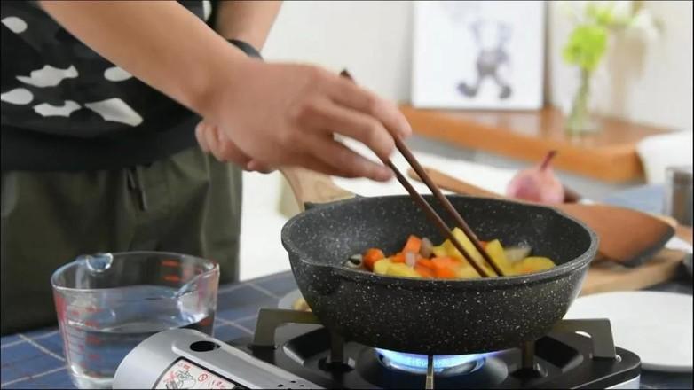 咖喱鸡翅怎么煮