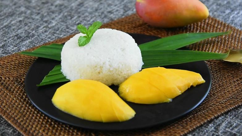芒果糯米饭怎样煮