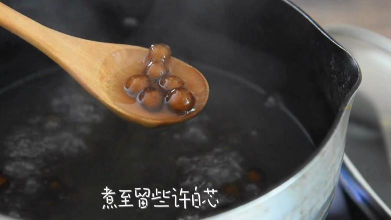 网红脏脏茶的简单做法