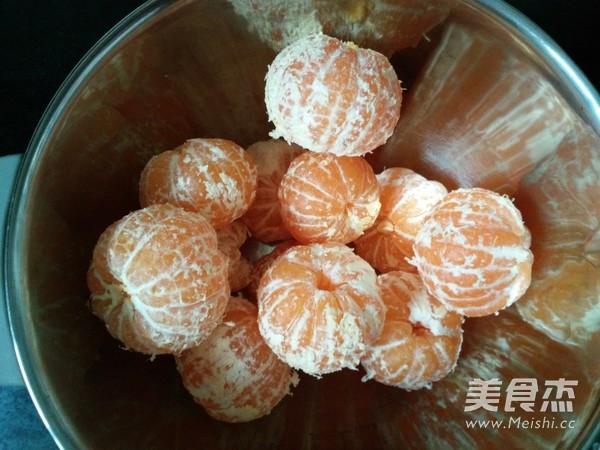 橘子罐头的做法图解