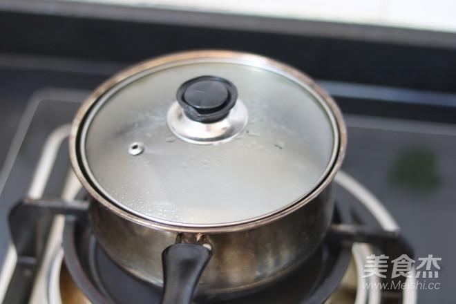 芒果牛奶燕麦西米露的简单做法