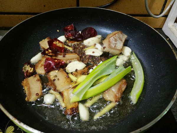 猪肉白菜炖粉条的家常做法