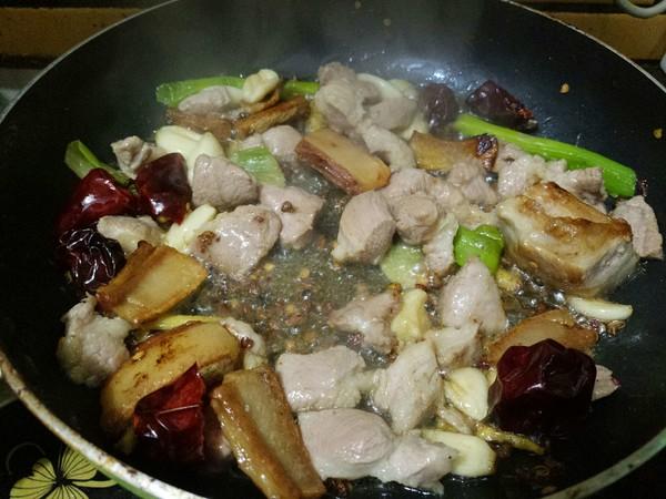 猪肉白菜炖粉条怎么吃