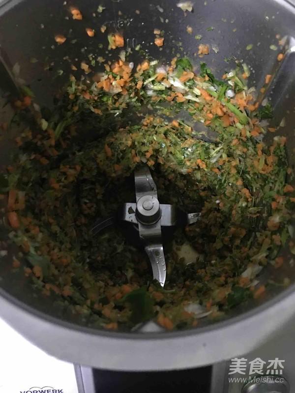 鸡肉浓汤酱(自制浓汤宝)的步骤