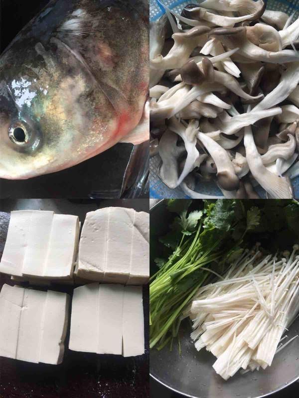 鱼头豆腐汤(九阳轻奢炒锅)的做法大全