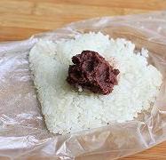 甜糯米豆沙包怎么吃