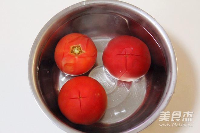 西红柿烧茄子的做法图解