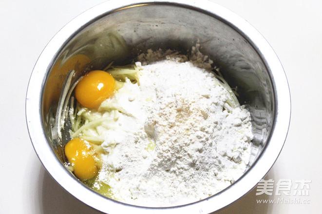 香煎土豆丝饼的家常做法