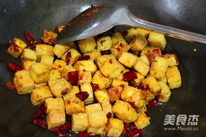 宫保豆腐怎么炒