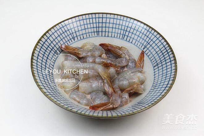虾仁烩豆腐的家常做法