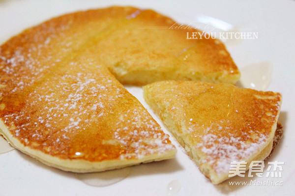 法式松饼成品图