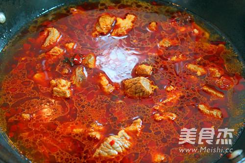 牛肉火锅怎么做
