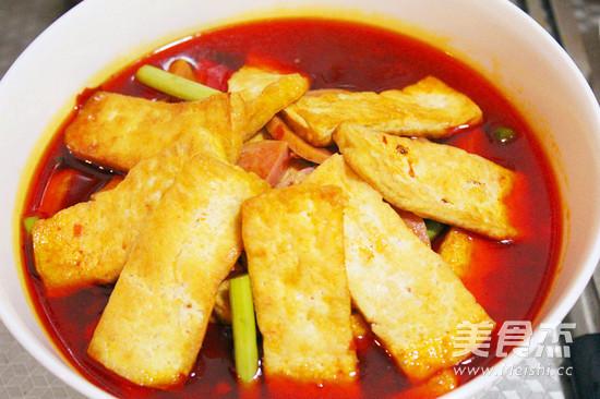 水煮豆腐怎么煮