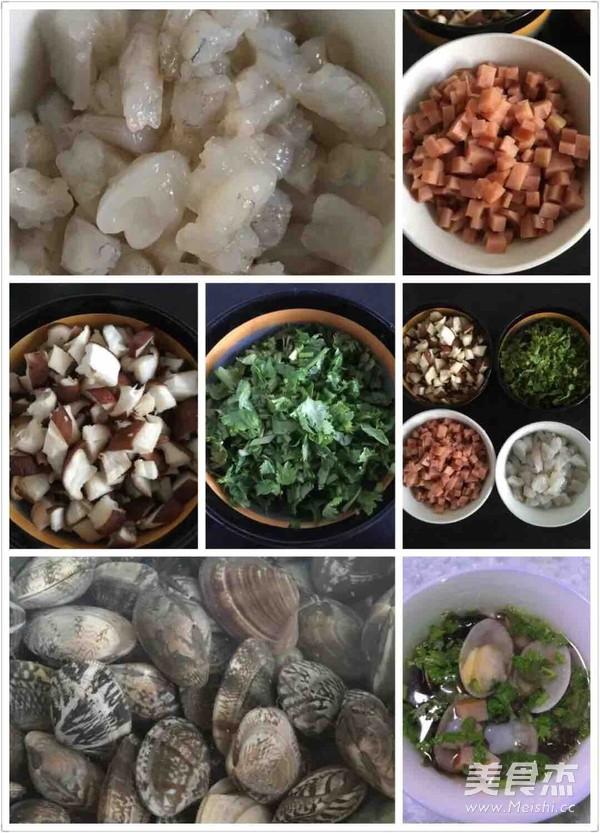 海鲜汤的做法大全
