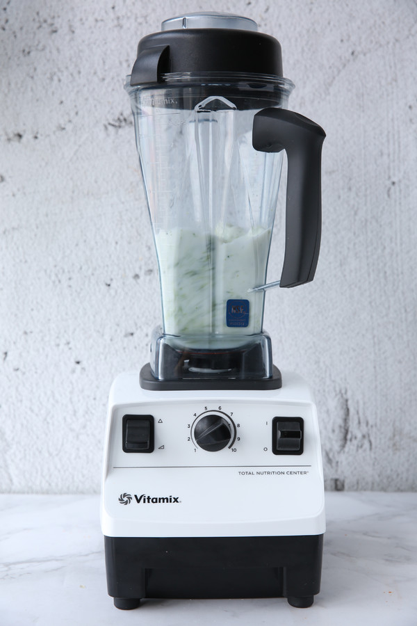 西蓝花浓汤-Vitamix版的简单做法