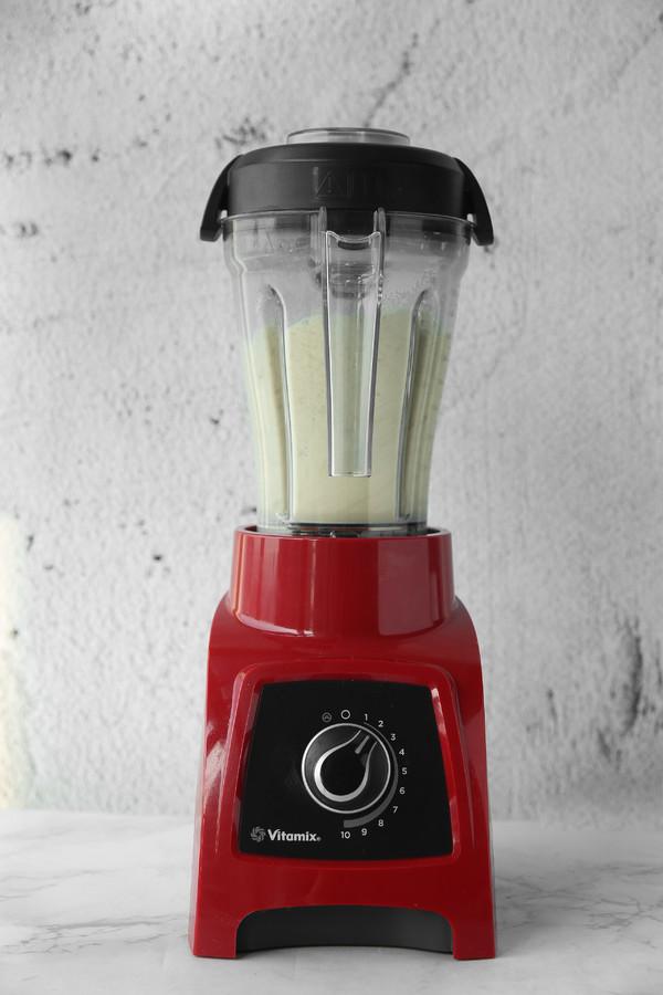 奶油蘑菇浓汤-Vitamix版怎么做