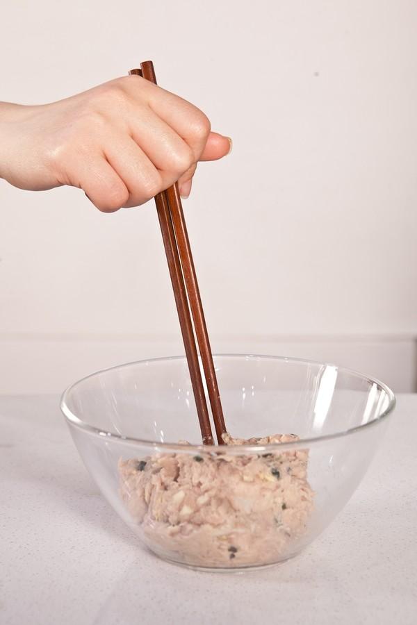 Vitamix版的鱼饼,不卡喉又补充维生素的步骤
