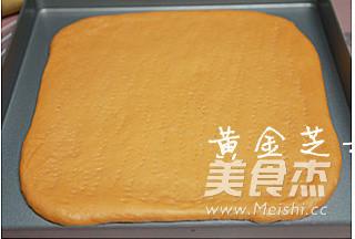 黄金芝士面包卷的家常做法