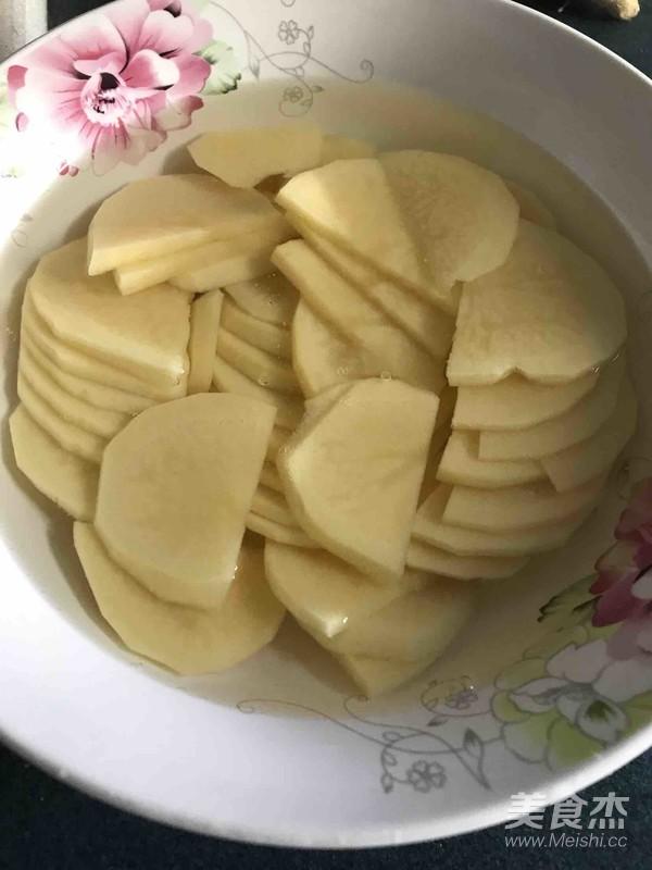土豆炒肉的做法大全