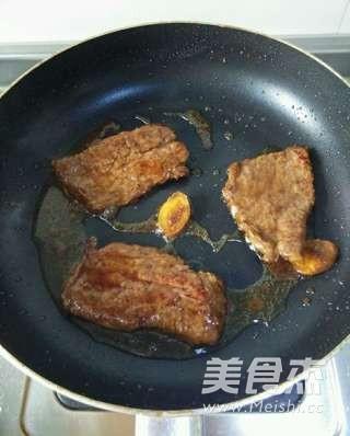 黑胡椒牛排的简单做法