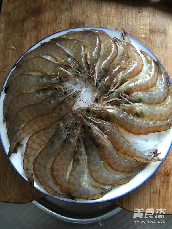 蒜蓉粉丝虾怎么煮