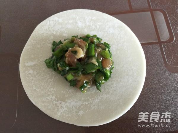 韭菜猪肉饺子的简单做法