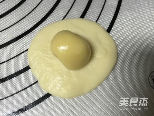 豆沙菊花酥怎么吃
