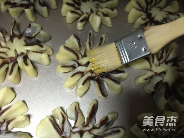 豆沙菊花酥怎样炒