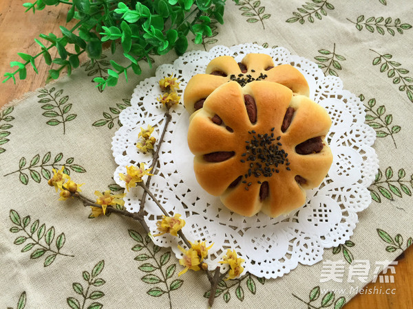 花朵面包怎么炒