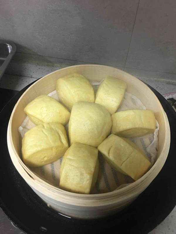 刀切南瓜馒头怎样煮