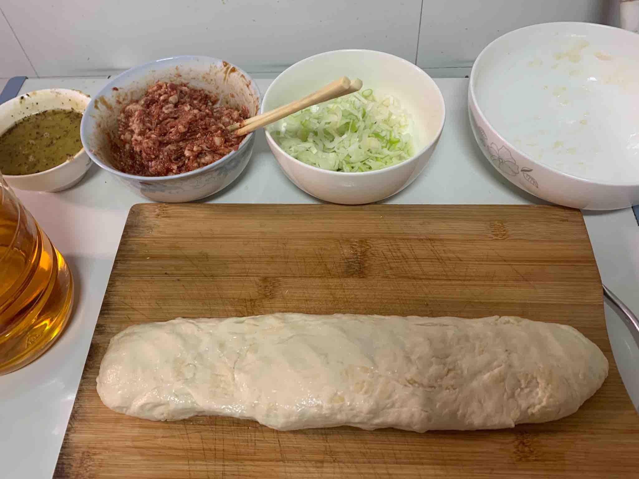 椒香肉酥饼怎样做