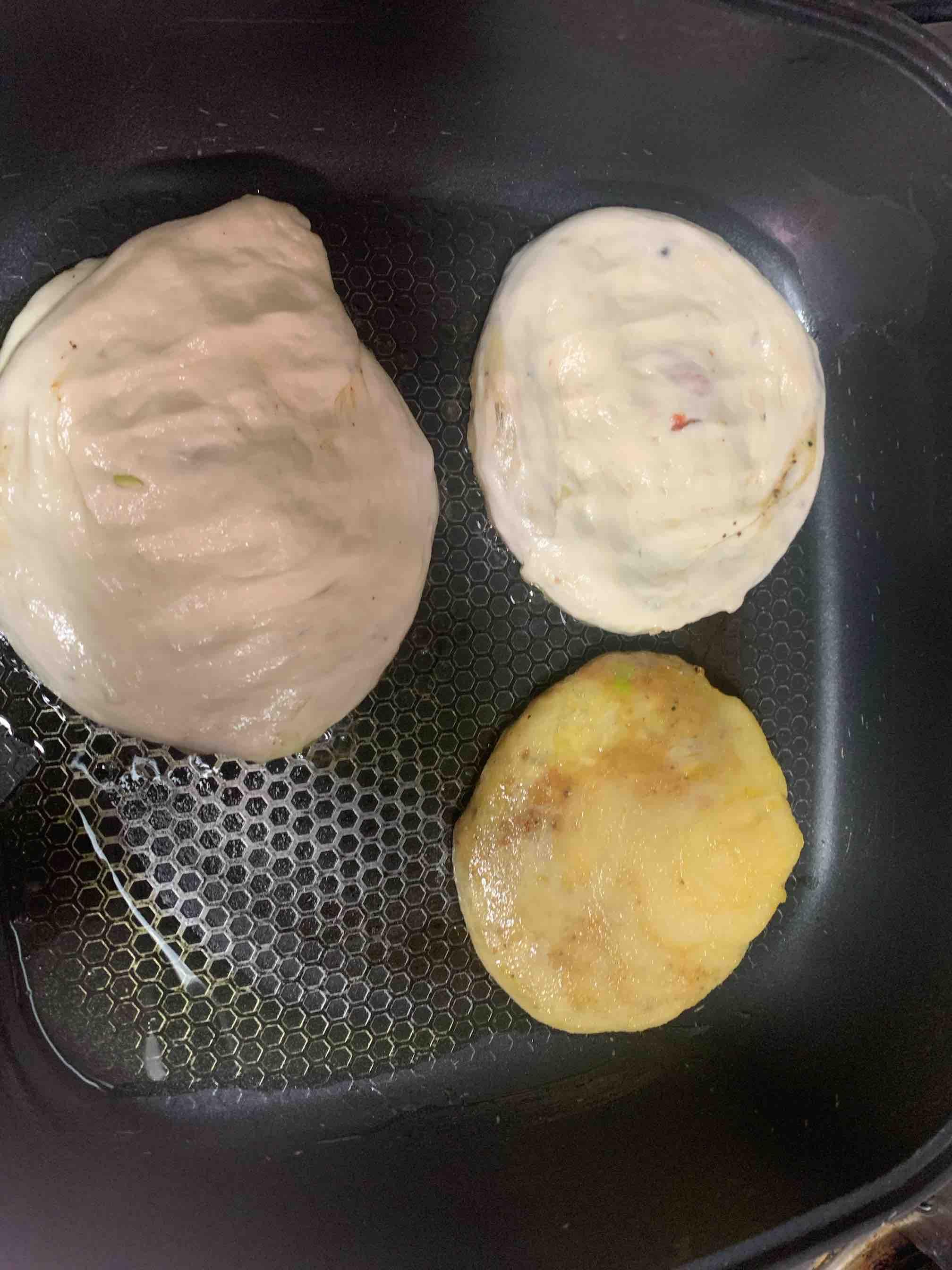 椒香肉酥饼的做法大全