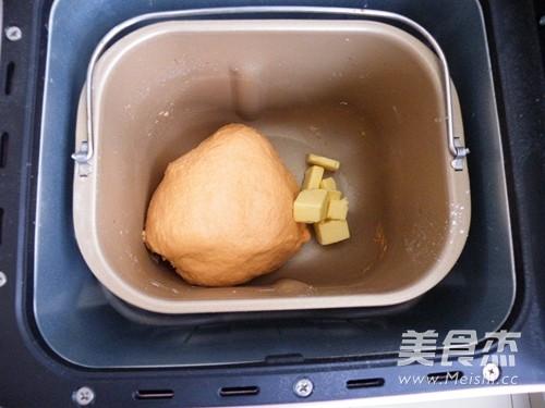 胡萝卜面包的简单做法