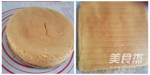 翻糖生日蛋糕怎么炒
