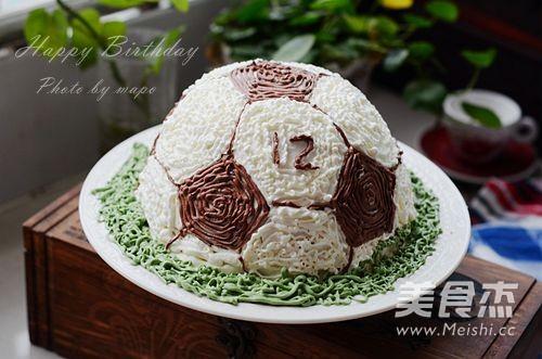 翻糖生日蛋糕怎样煮