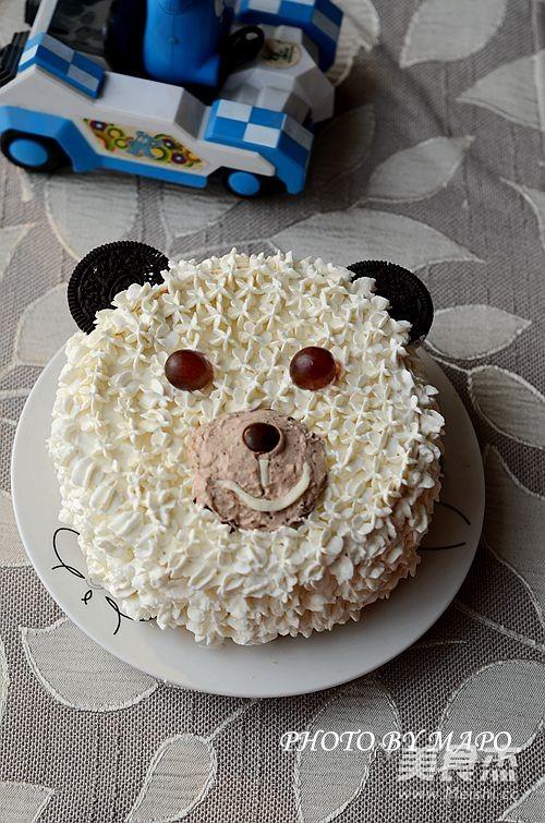 翻糖生日蛋糕怎样炖