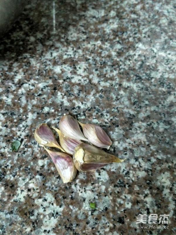 素炒西兰花的做法图解