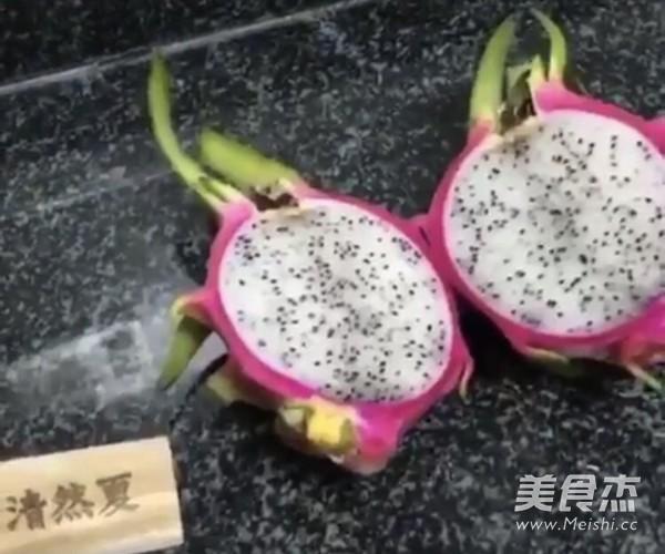 新鲜水果碗的做法图解