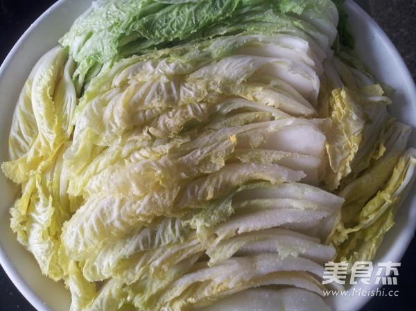 辣白菜的简单做法