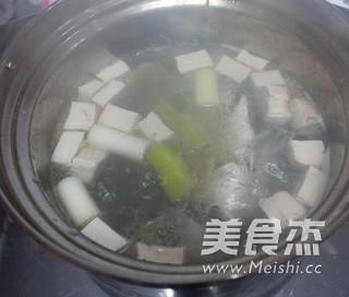 鲫鱼豆腐汤怎么煸