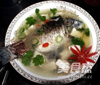 鲫鱼豆腐汤怎样做