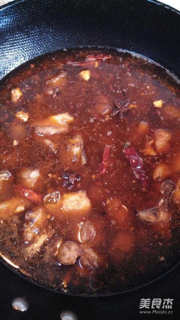 川味土豆烧排骨怎么吃