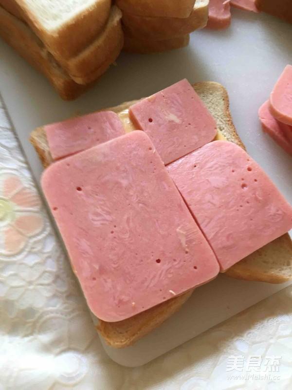 活力营养早餐的做法图解